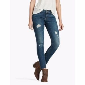 LUCKY BRAND | Lolita Skinny Distressed Jeans